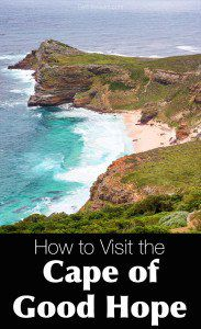 How to Visit the Cape of Good Hope