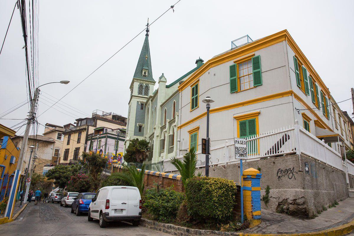 Iglesia Valparaiso