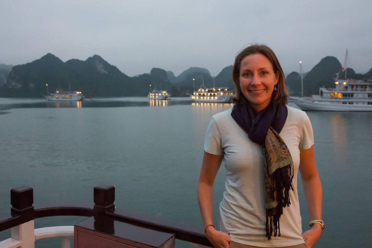 Julie Rivenbark Vietnam