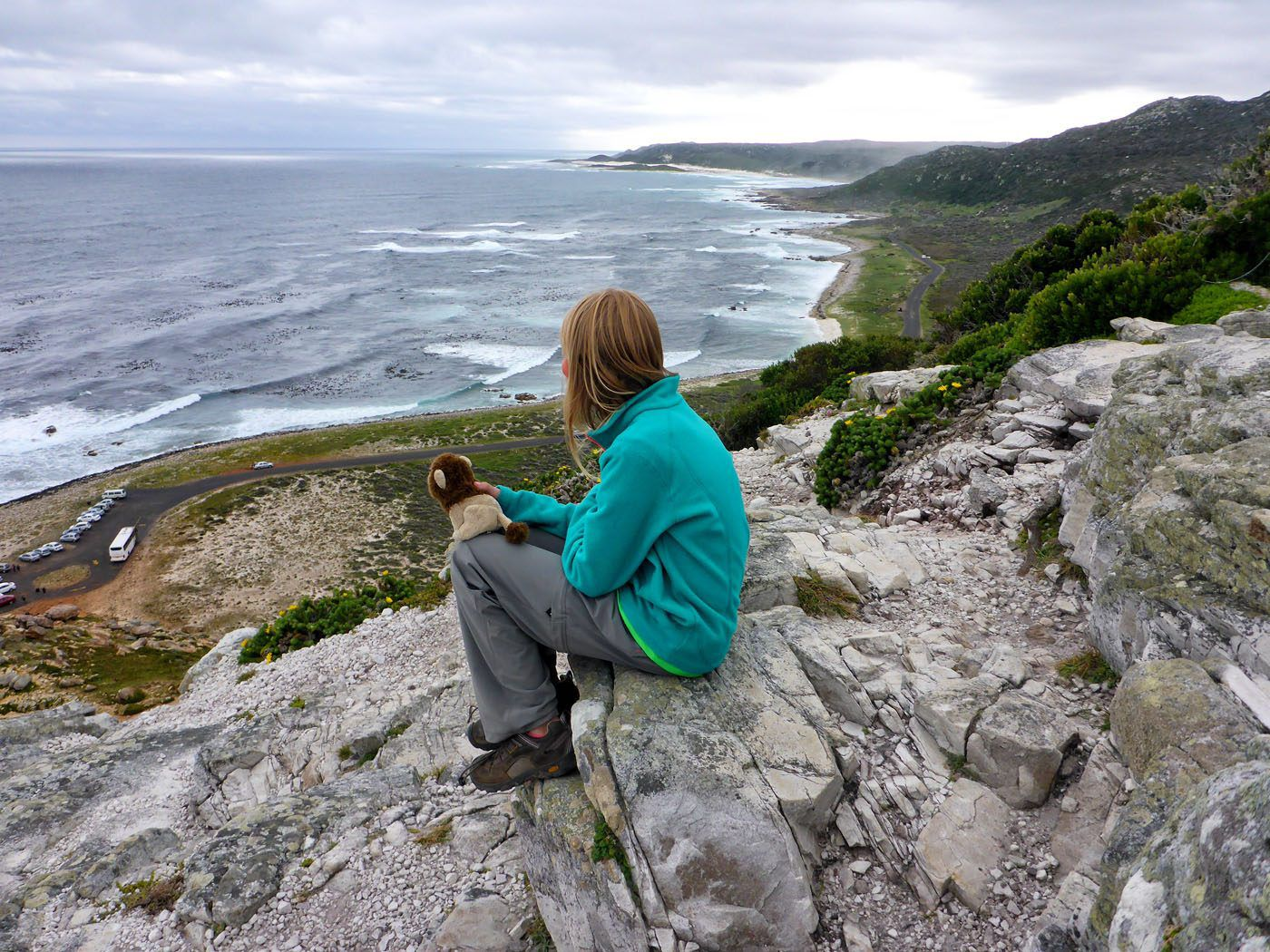 Kara's View of the Cape of Good Hope