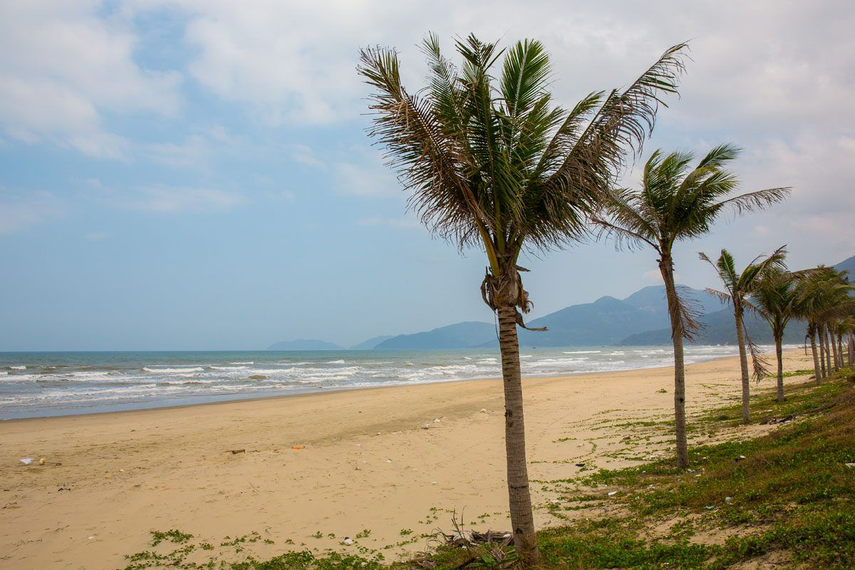 Lang Co Beach Vietnam