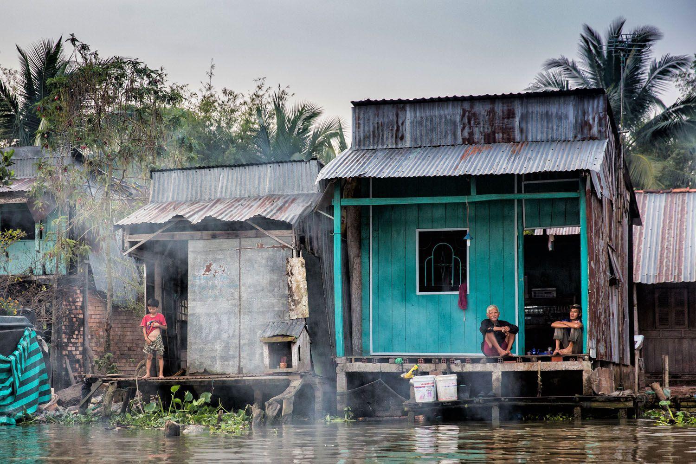 Mekong Delta Daily Life