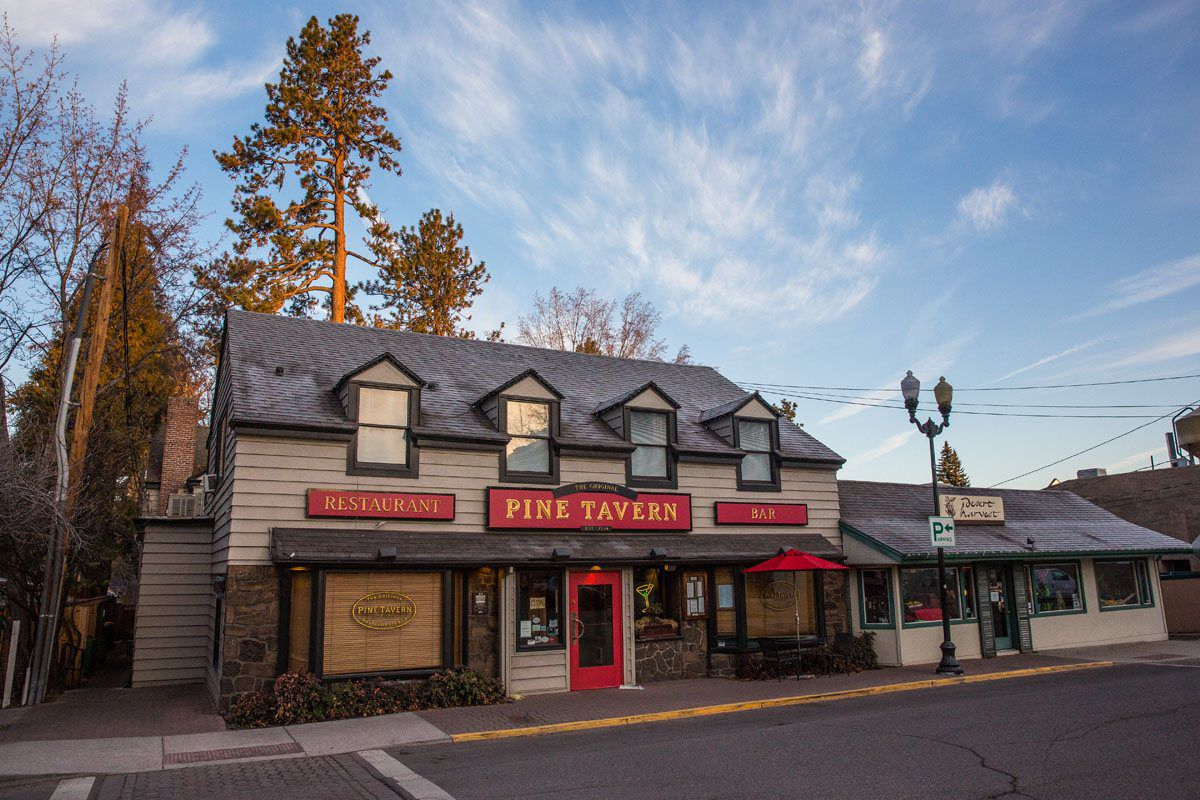 Pine Tavern Bend Oregon