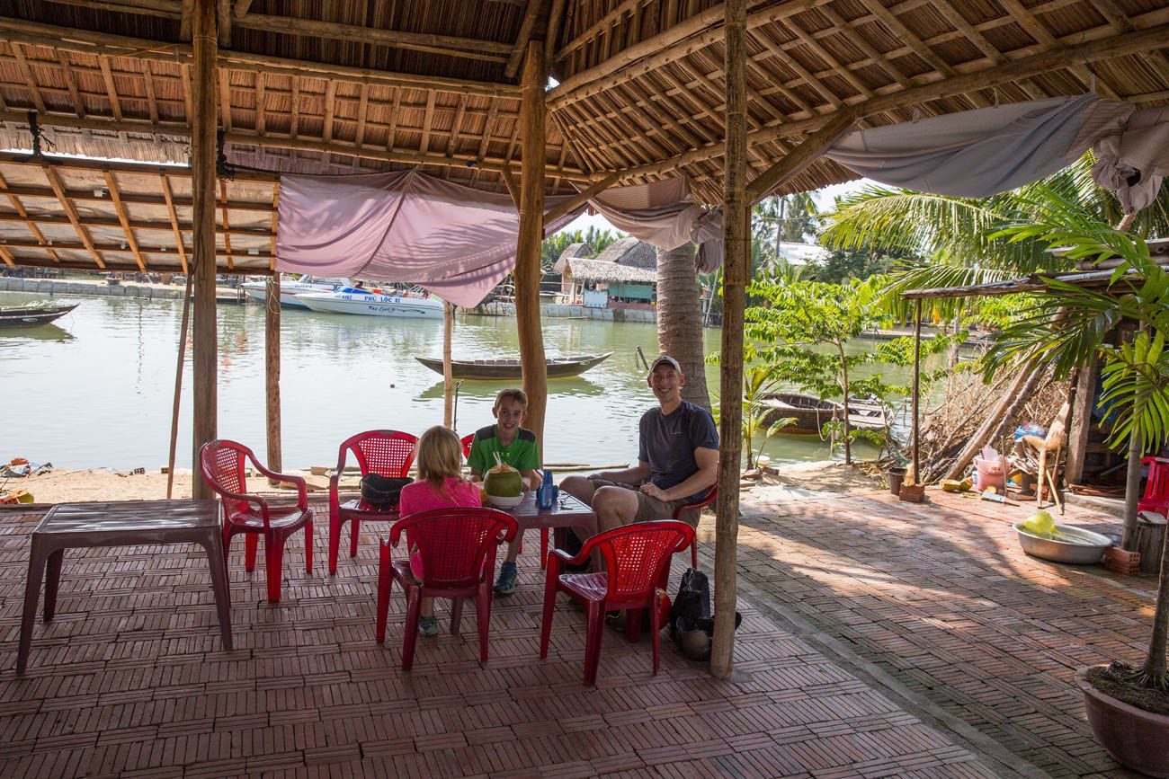 Pitstop in Hoi An