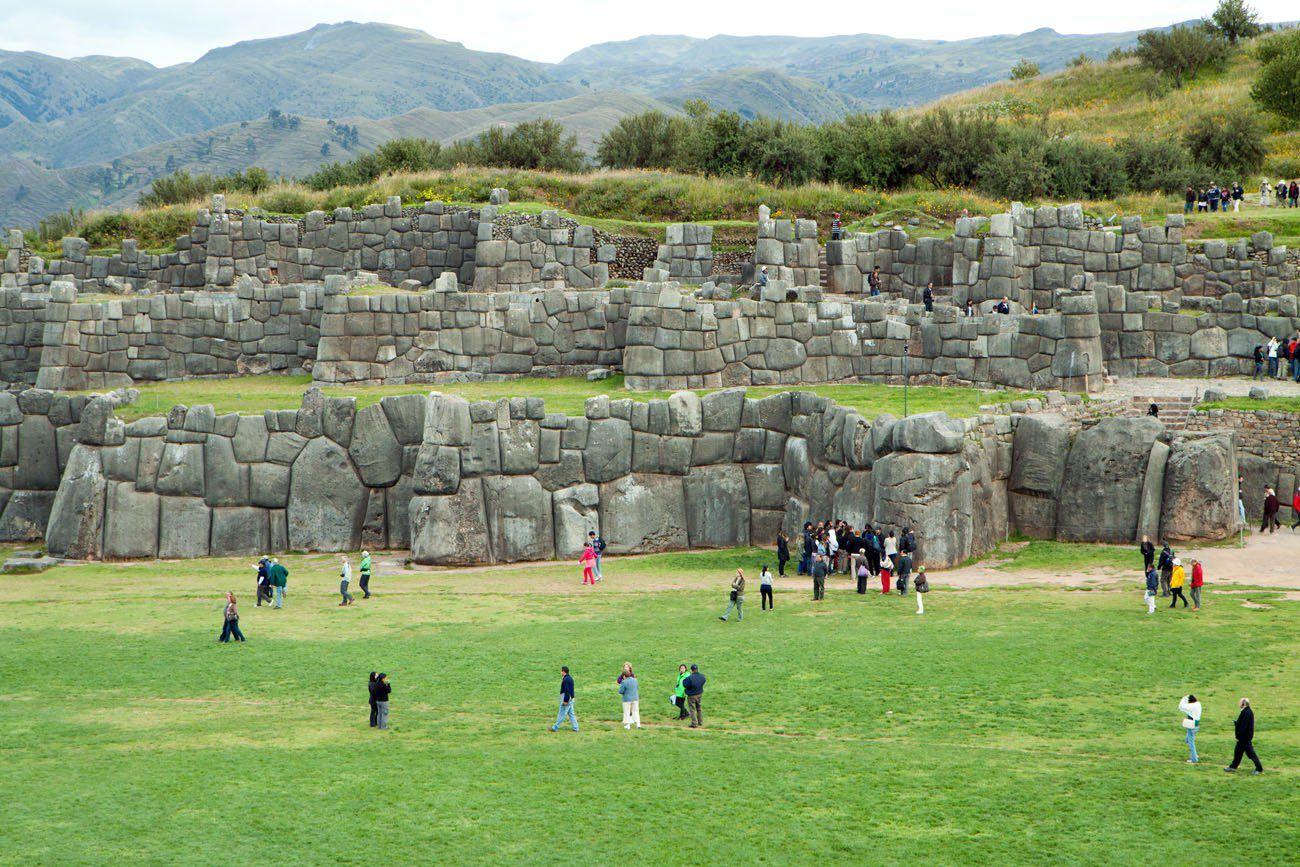 Sacsaywaman Peru