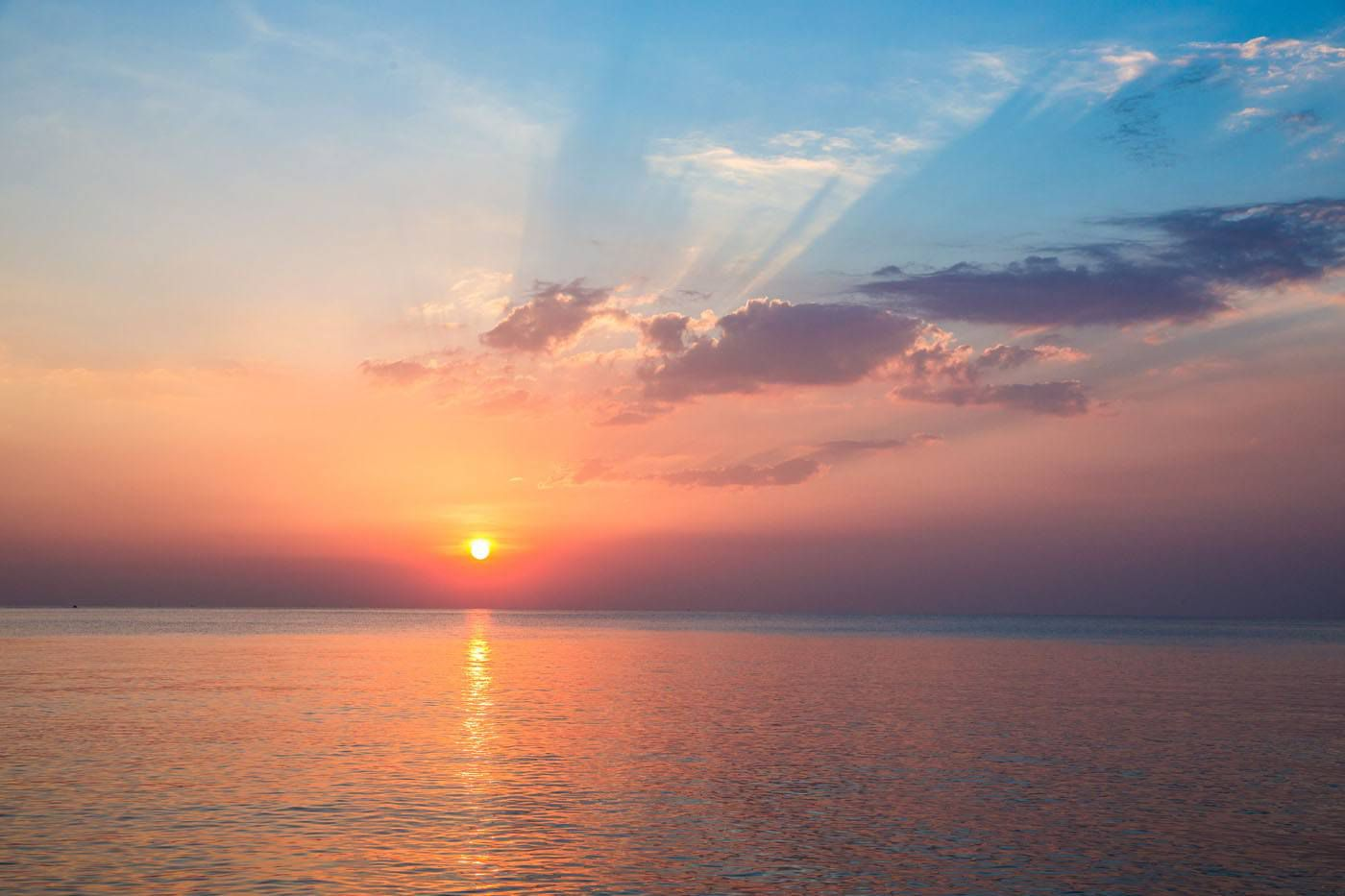 Sunset Phu Quoc