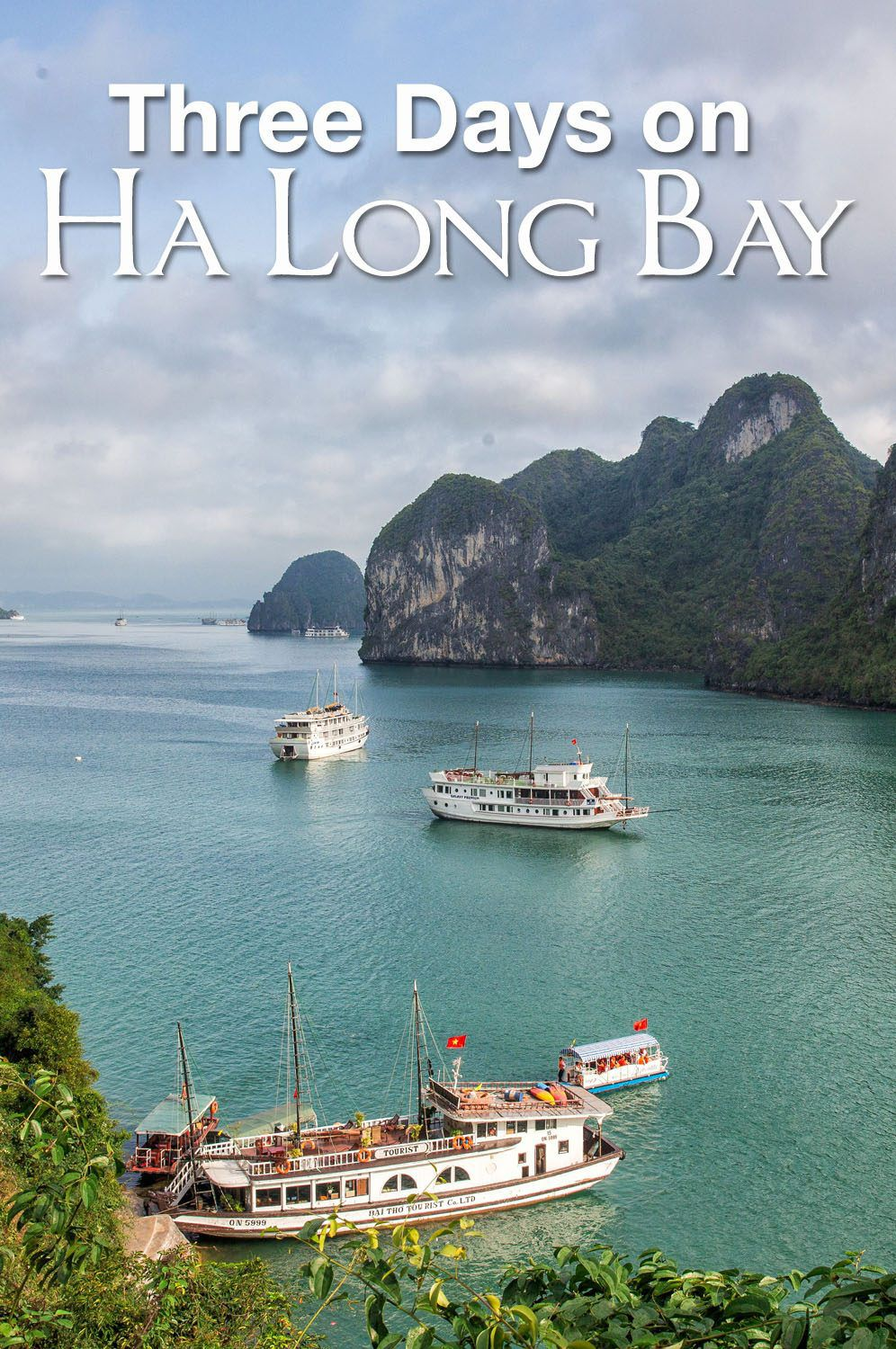 Three Days on Ha Long Bay