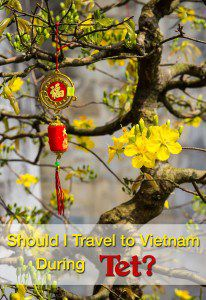 Traveling to Vietnam During Tet