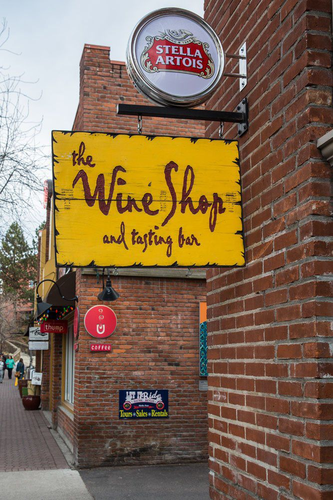 Wine Shop Bend Oregon
