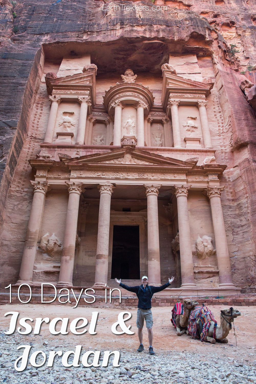 10 Days in Israel and Jordan
