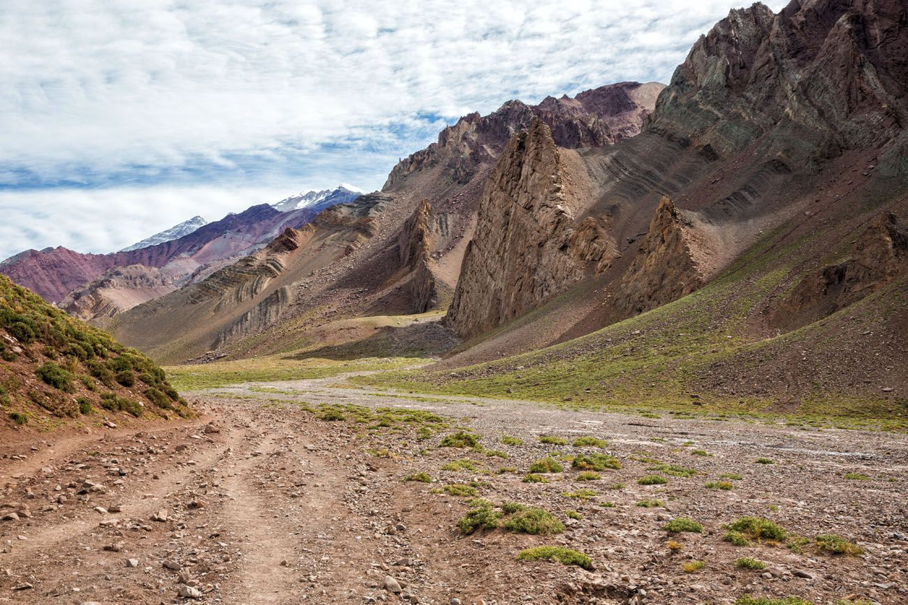 Almost to Aconcagua Base Camp