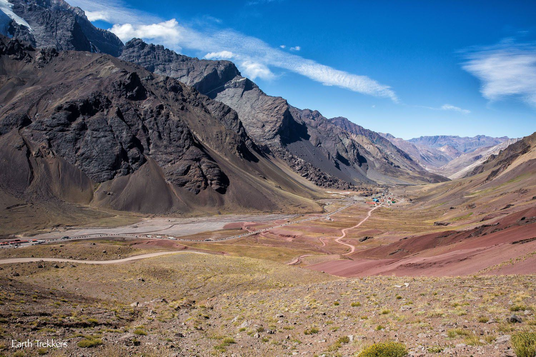 Cristo Redentor Pass Argentina