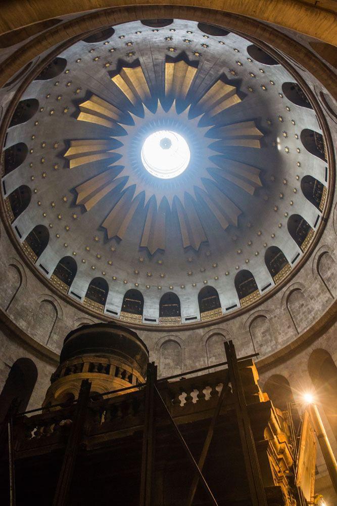 Dome Sepulchre Church