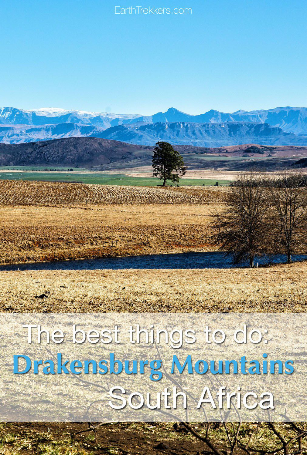 Southern Drakensburg South Africa
