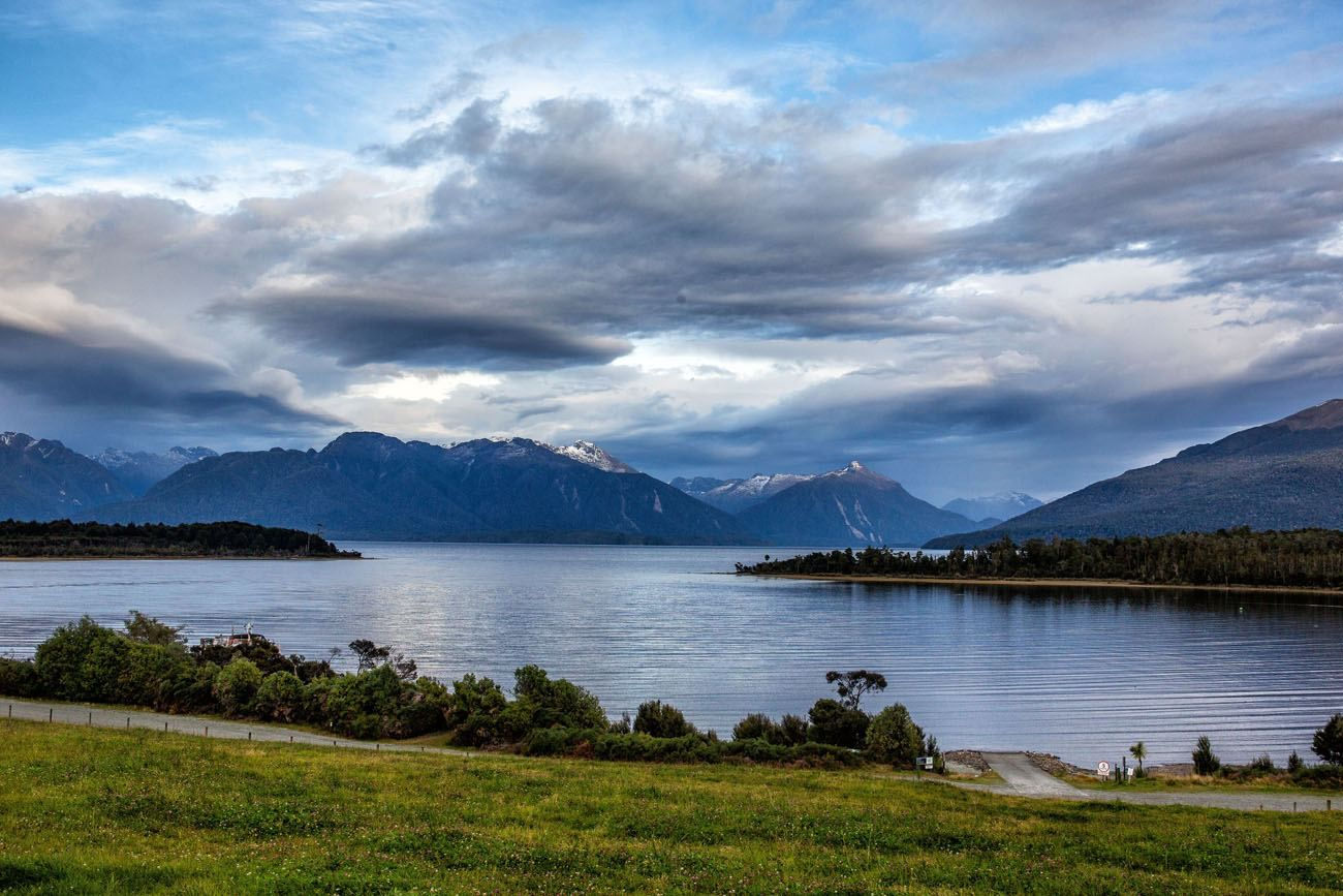 Drive Te Anau to Milford Sound