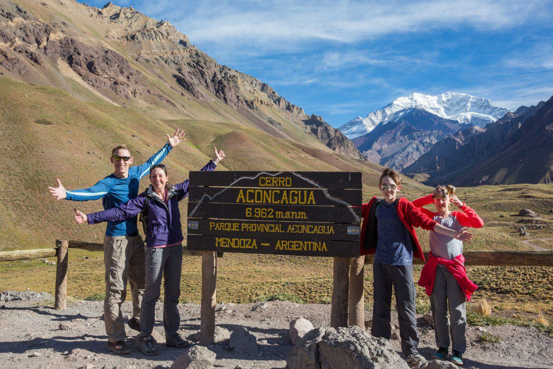 Earth Trekkers Aconcagua