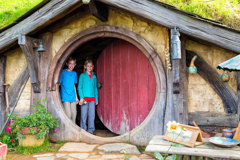 Earth Trekkers Hobbiton
