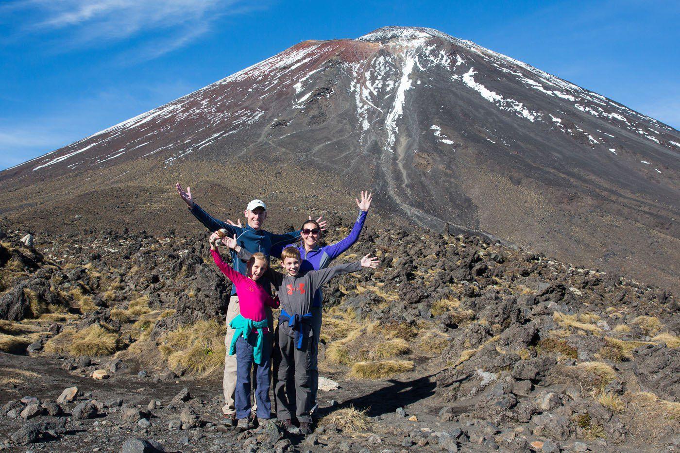 Earth Trekkers Mt Doom