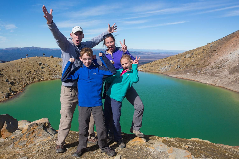 Earth Trekkers Tongariro