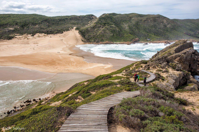 Hiking Robberg Peninsula South Africa