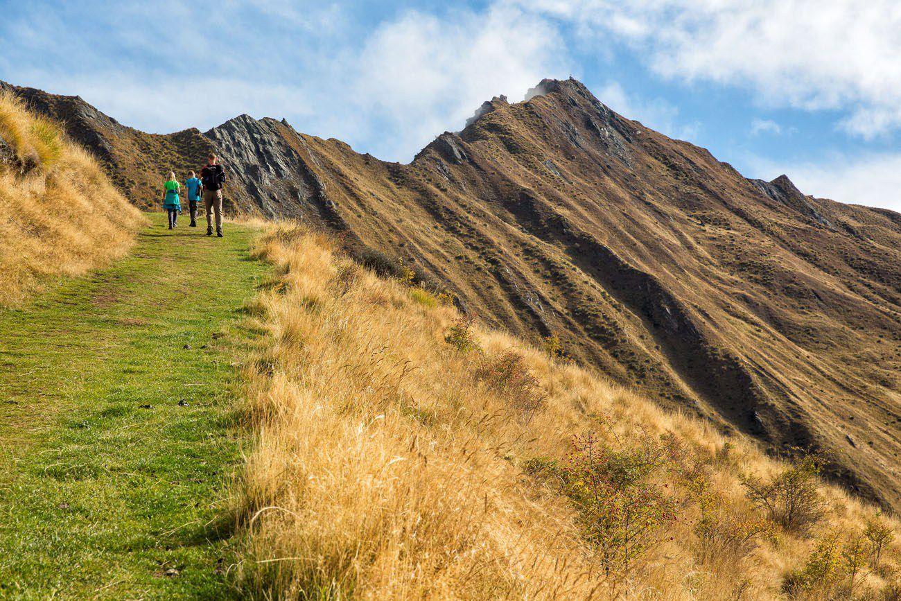 Hiking in Wanaka