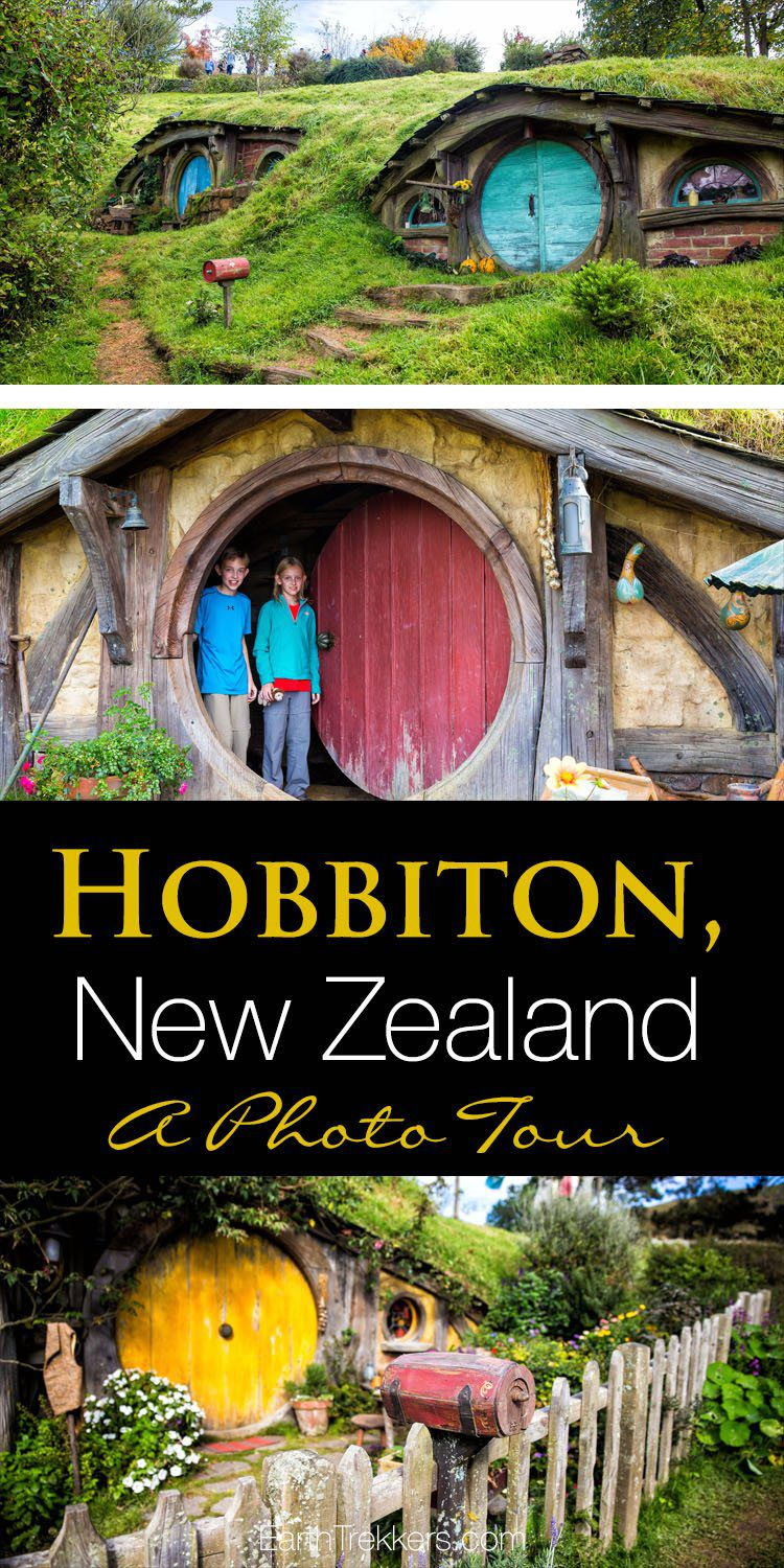 Hobbiton Photo Tour
