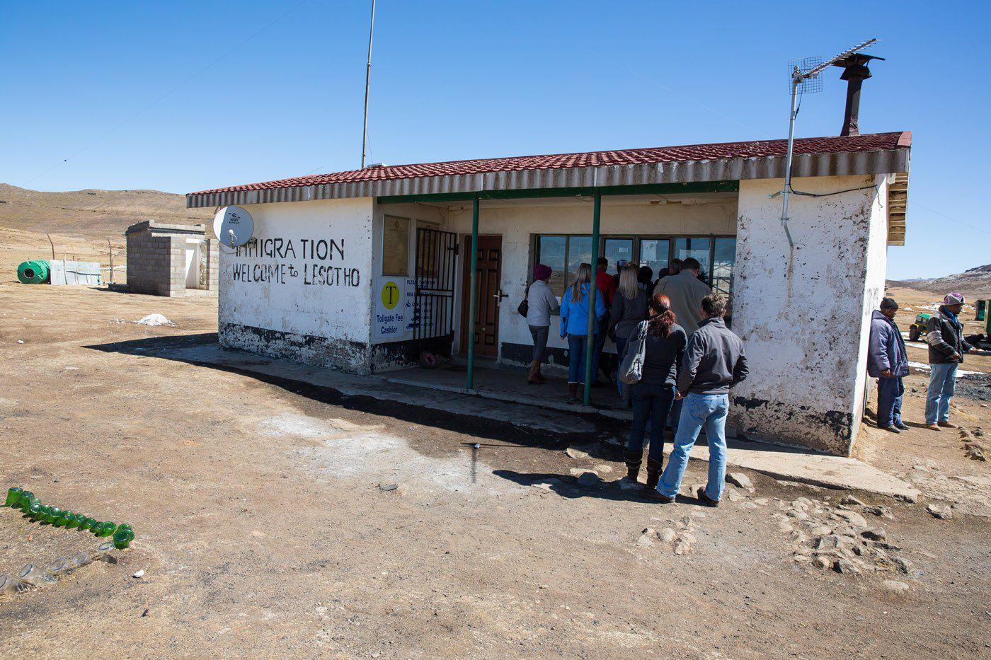Immigrations Lesotho
