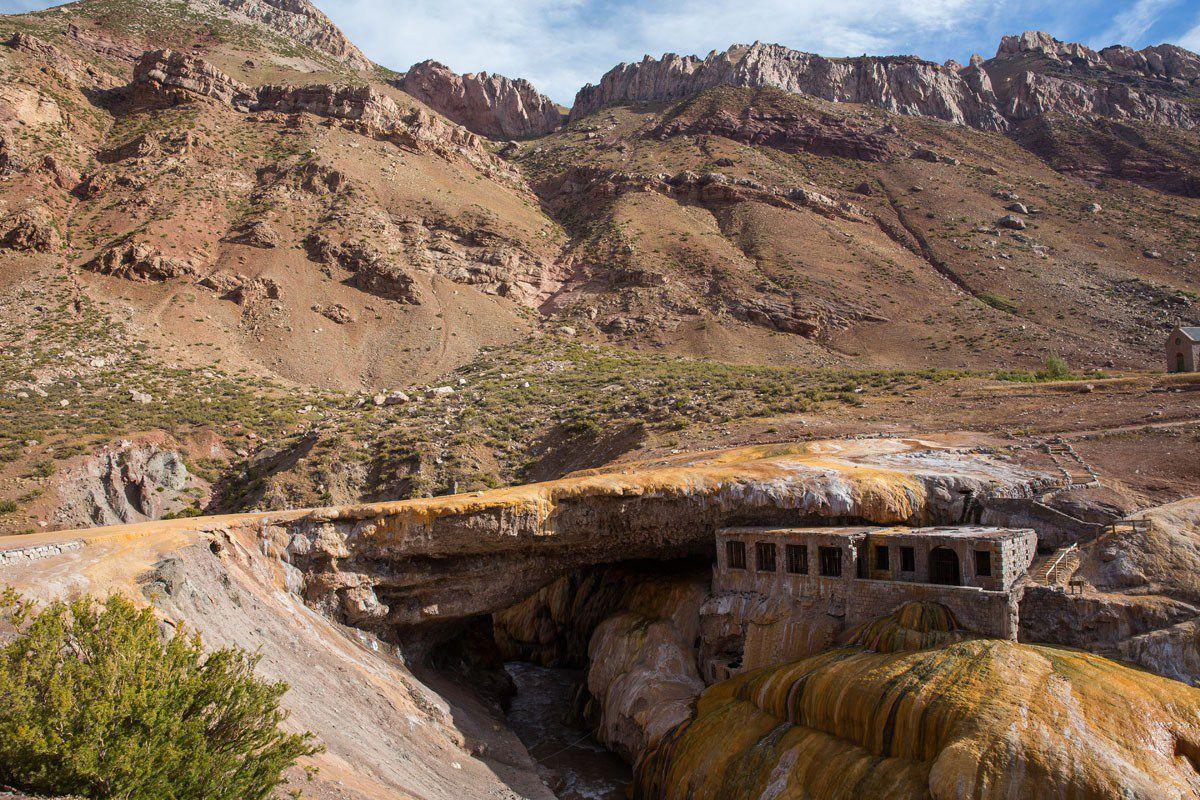Inca Bridge Argentina