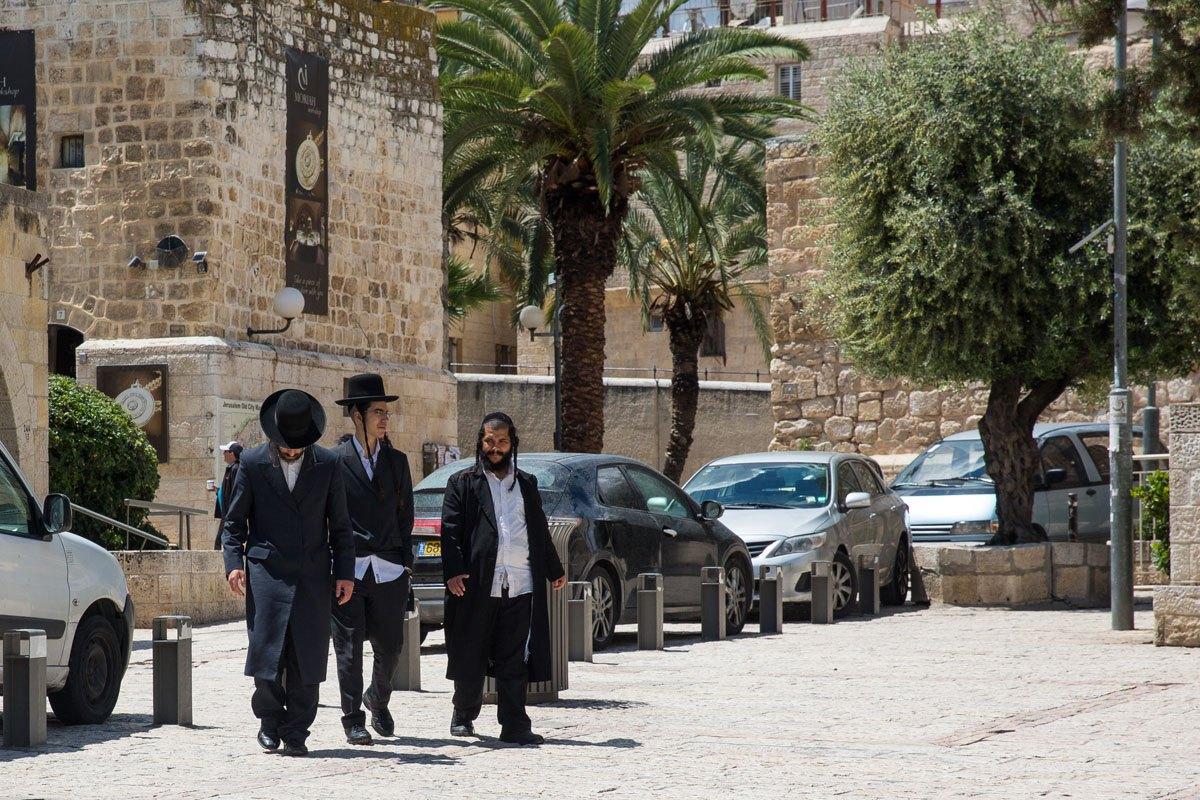 Jewish People Israel