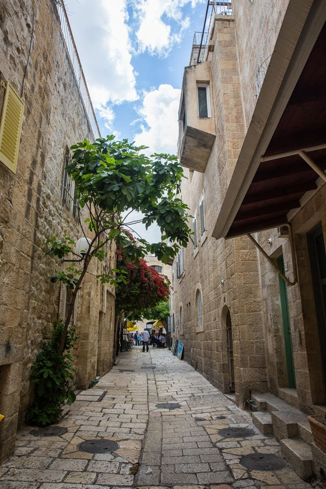Jewish Quarter Jerusalem Street