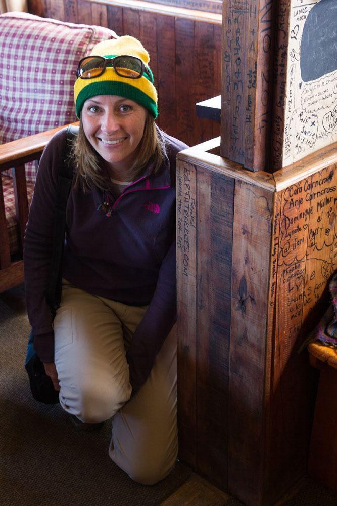 Julie Rivenbark Lesotho