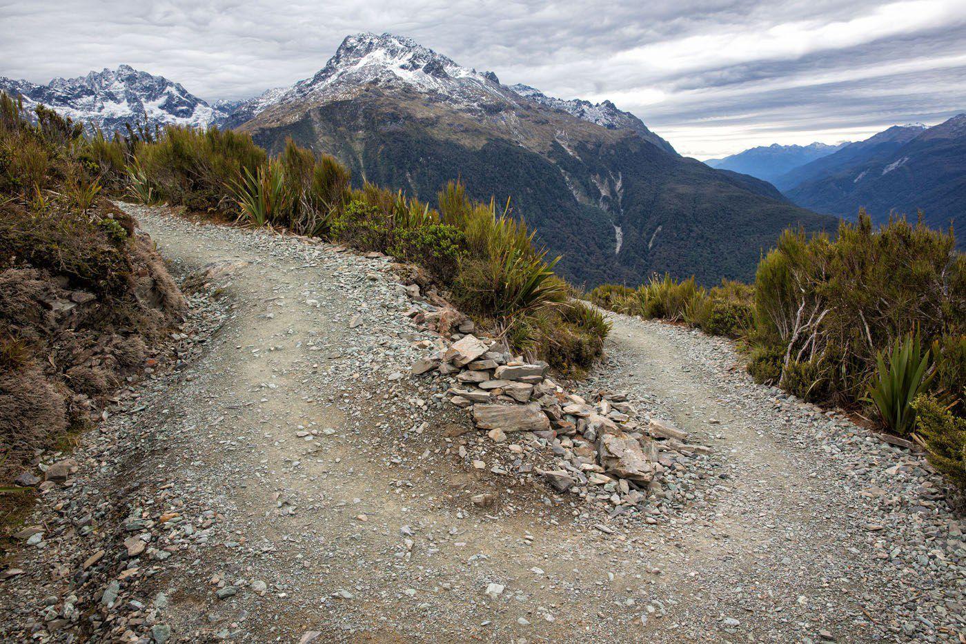 Key Summit Hike Trail