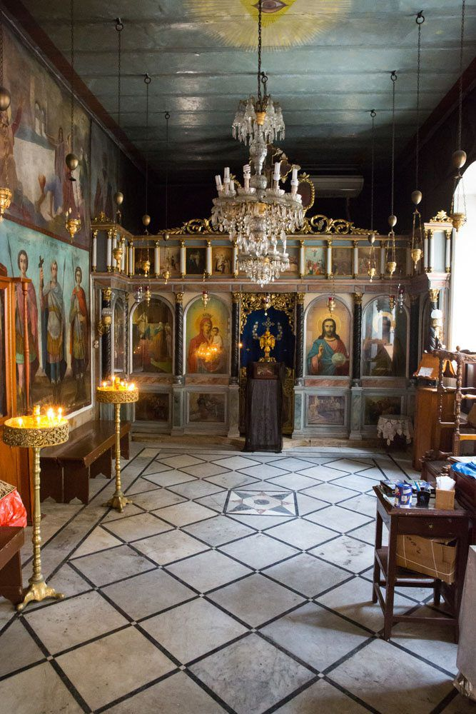 Monastery of St Ann