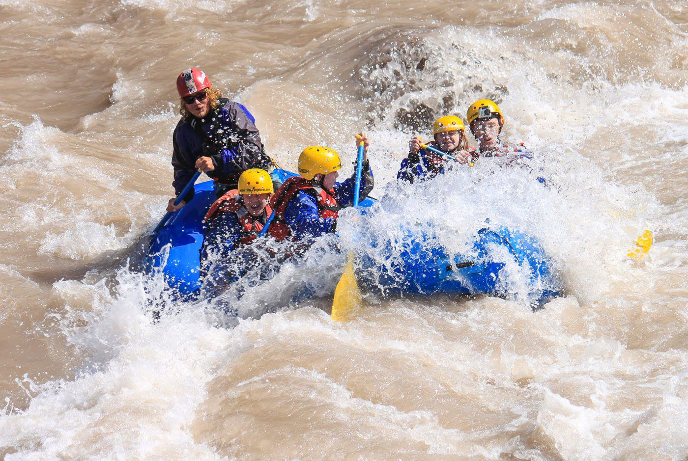 Potrerillos Explorer White Water Rafting