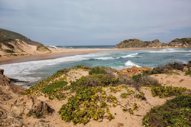 Robberg Peninsula Beach