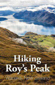 Roys Peak Track Wanaka New Zealand