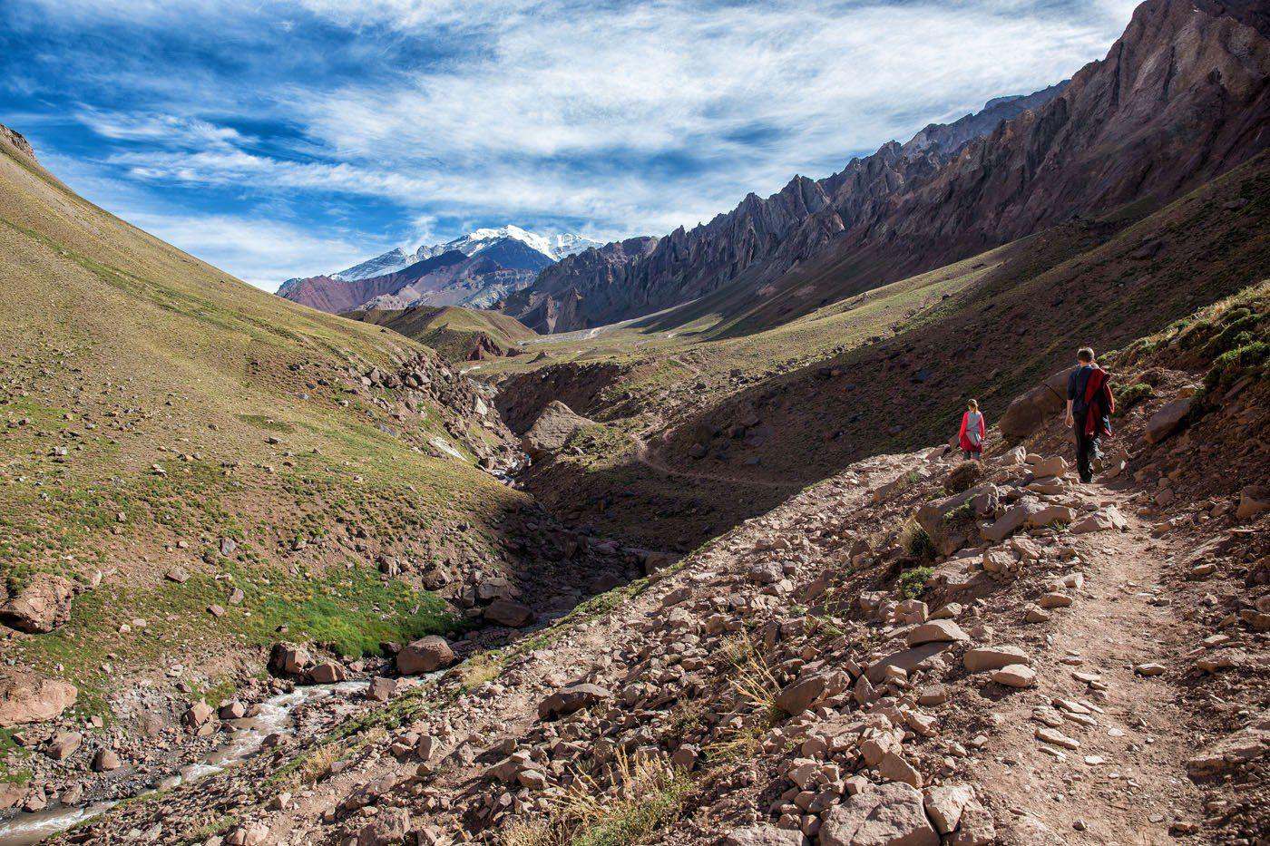 The Trail to Confluencia