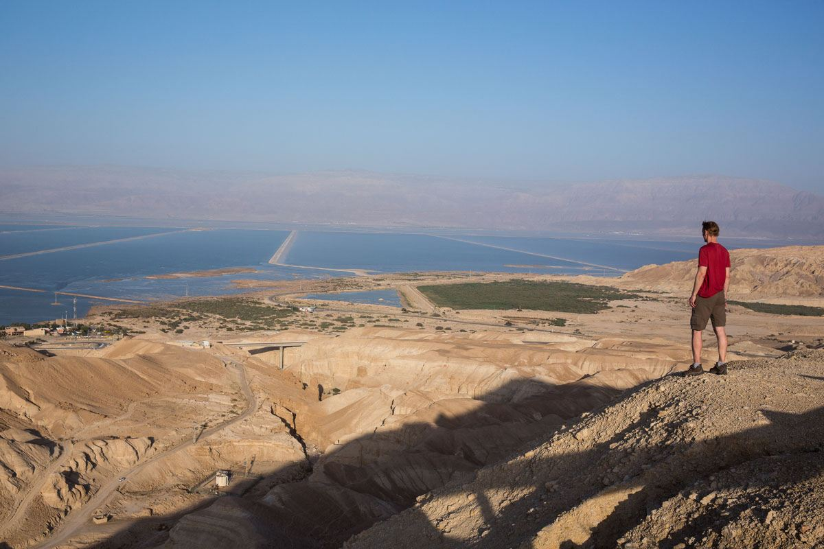 Tim and the Dead Sea