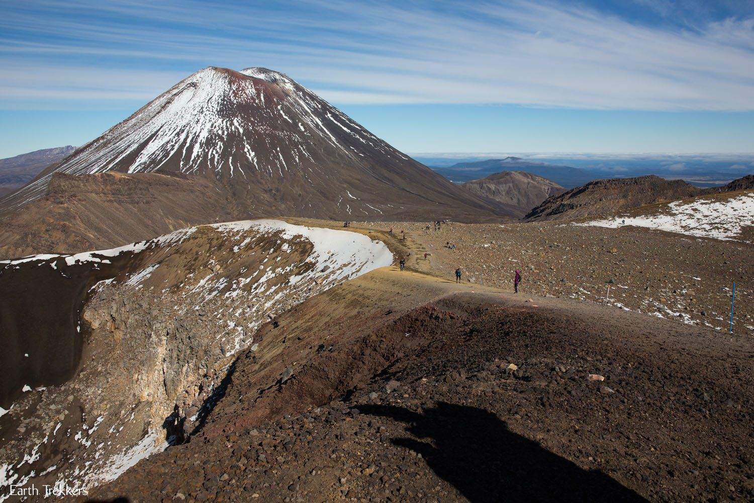 Tongariro Crossing Hike