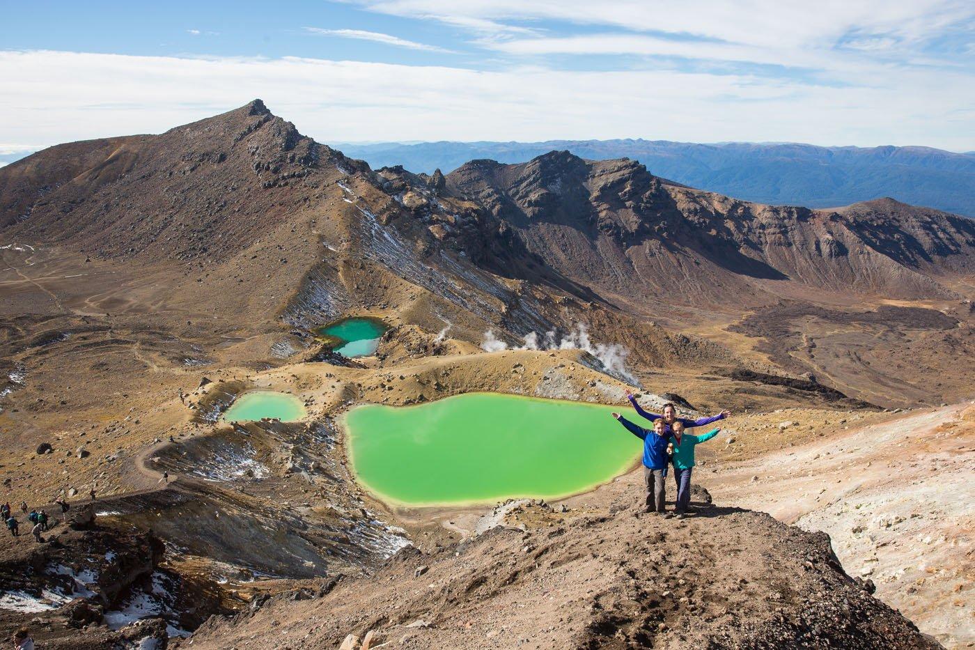 Tongariro Hike