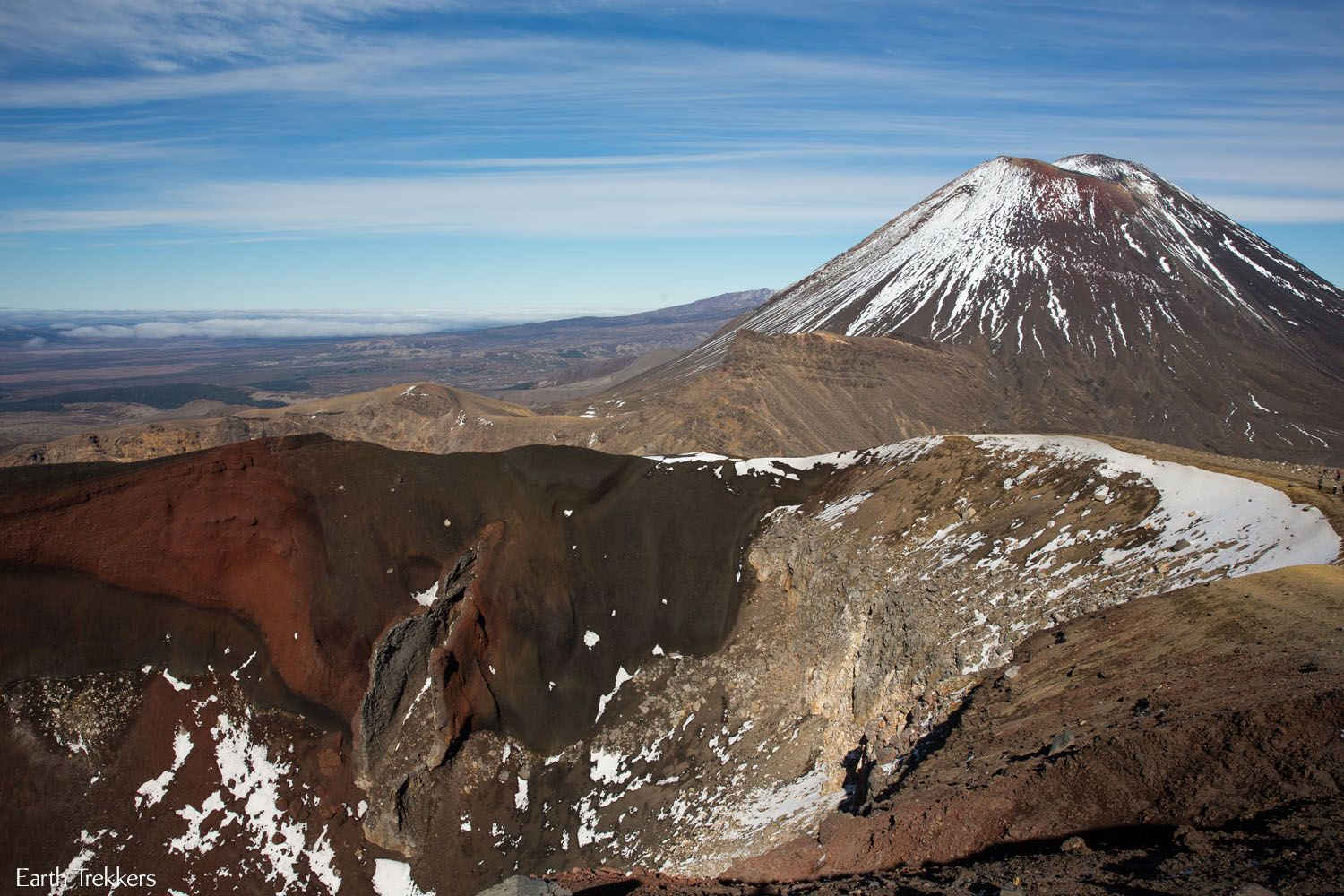 Tongariro Mt Doom