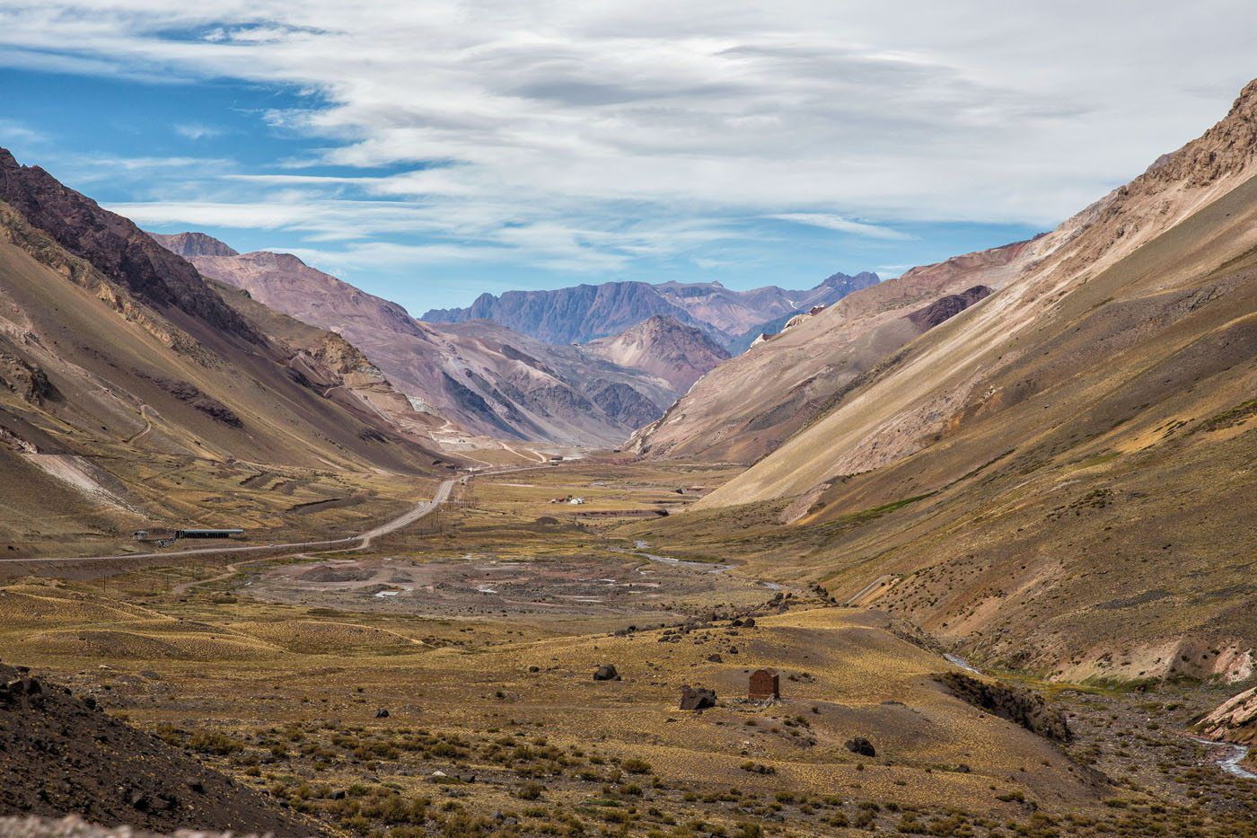 View of Argentina