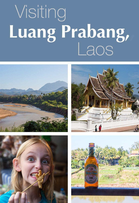 Visiting Luang Prabang Laos