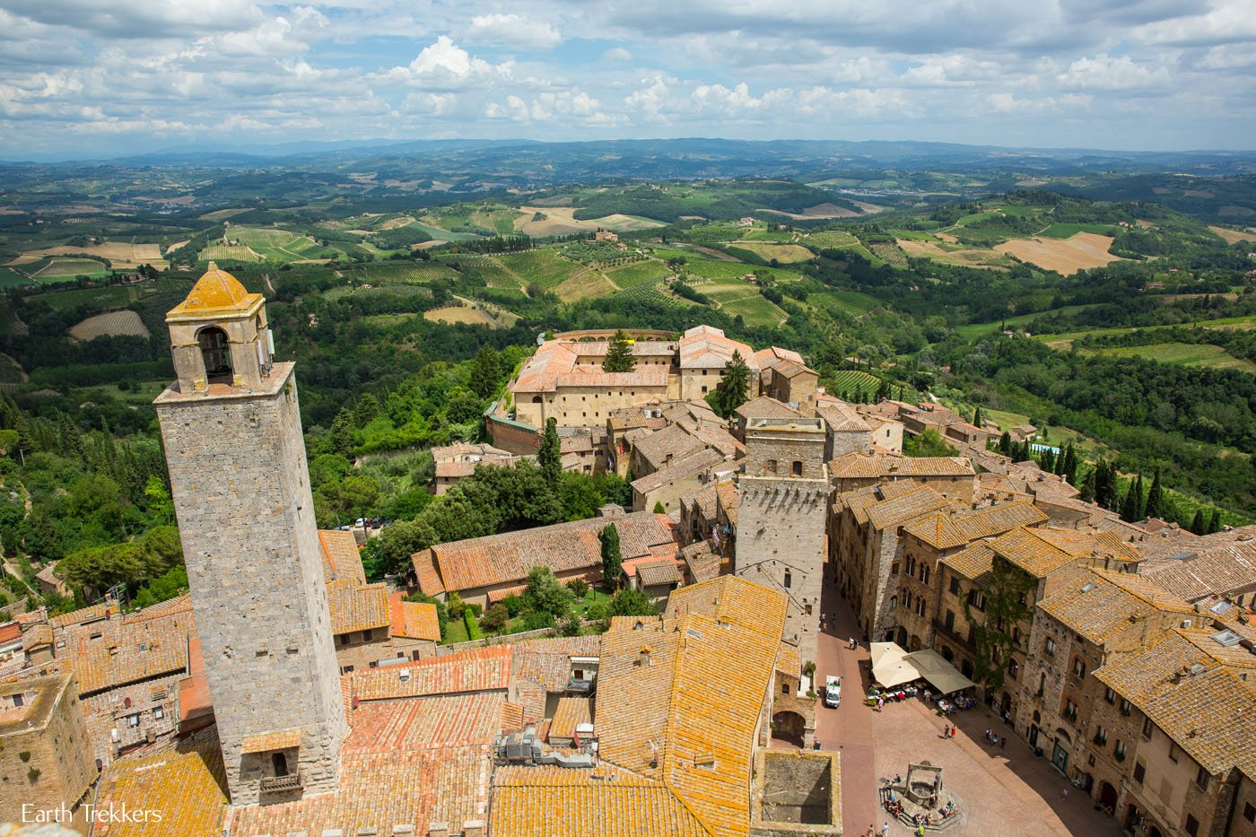 Best View of Tuscany