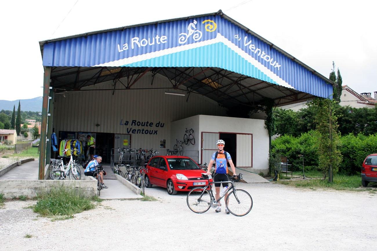 Bike Rental Ventoux