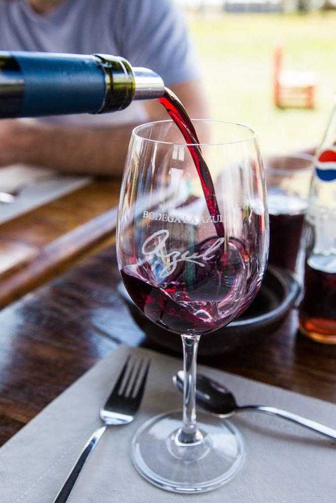 Bodega La Azul Wine