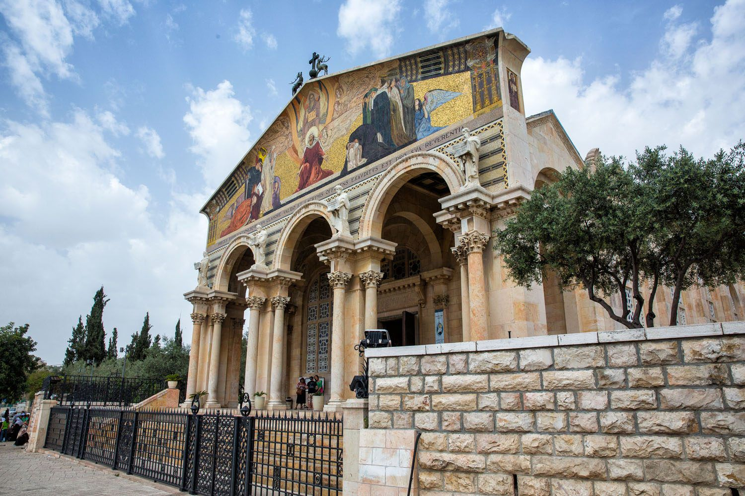 Church of All Nations Best things to do in Jerusalem
