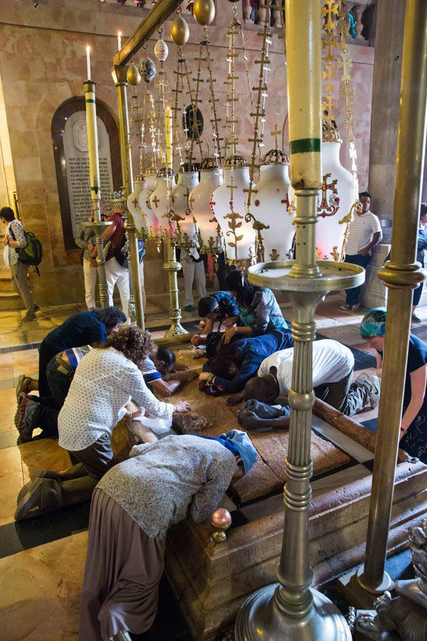 Church of the Holy Sepulchre Best things to do in Jerusalem