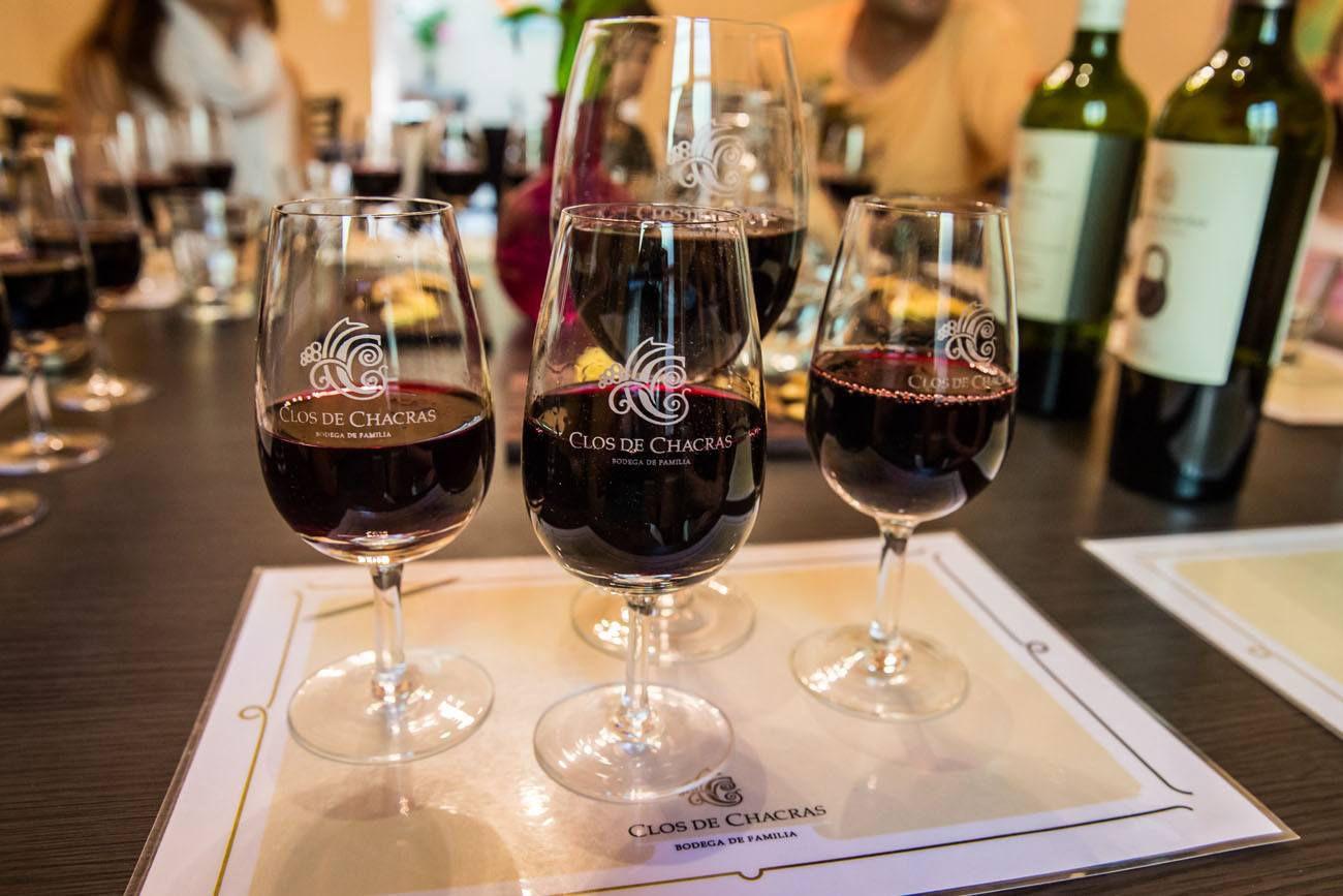Clos de Chacras Wine