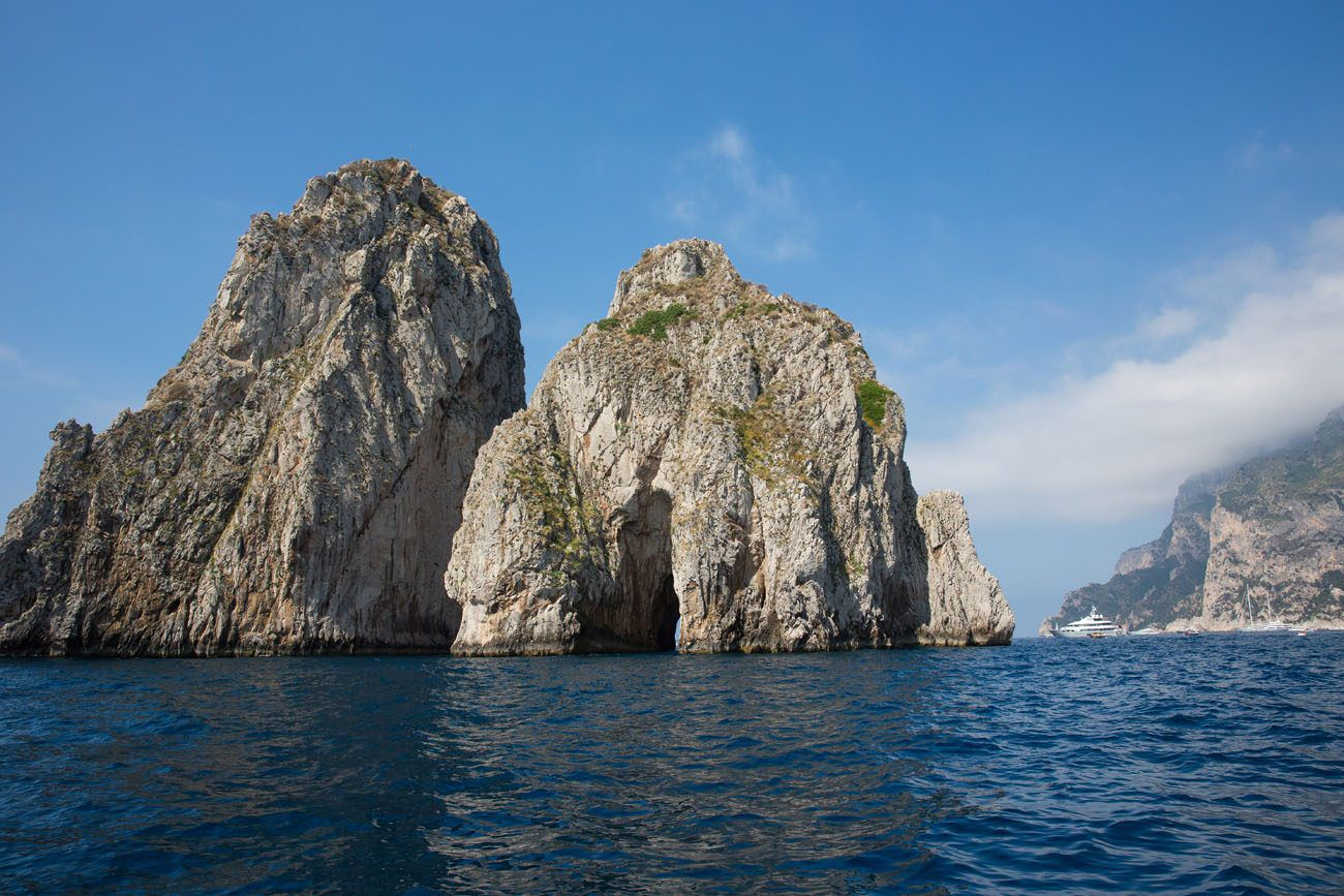 Coast of Capri